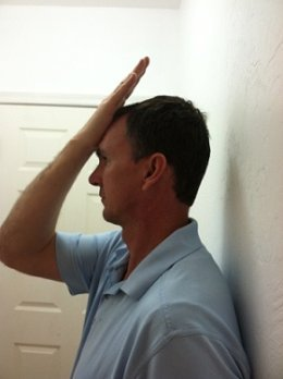 neck strength exercise image