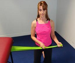 internal shoulder rotation exercise image