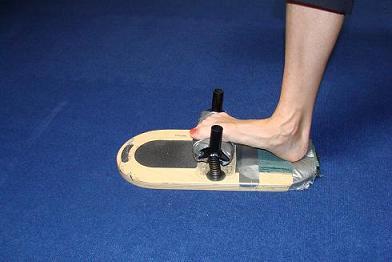foot exercise machine image