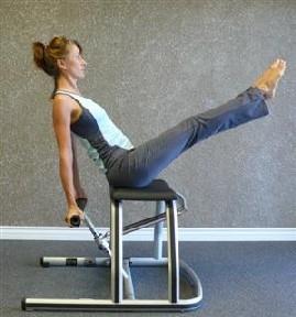 Pilates Chair equipment image