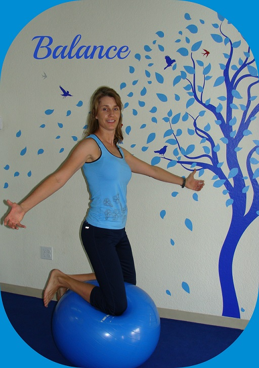 ball exercise balance image