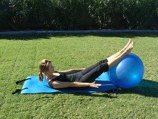 pilates hundreds with ball image