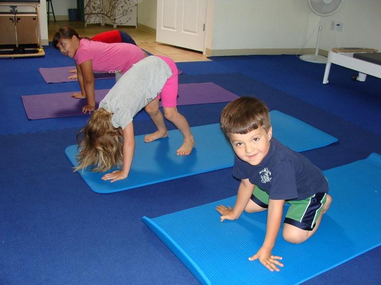flexibility for children image