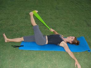 stretching exercise for hip image