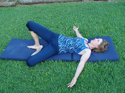 Hip and Psoas Stretch