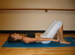 beginner exercise pilates hundred