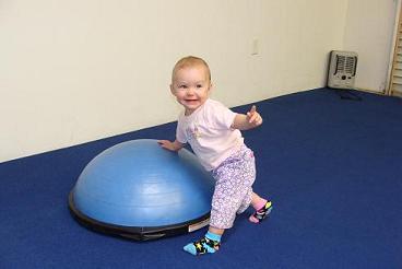 balance exercise for children image