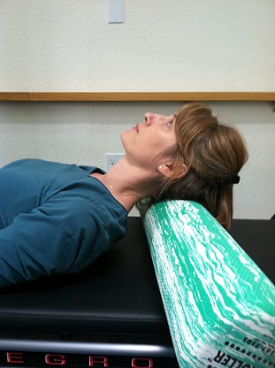 exercises for neck pain image