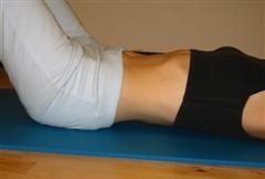 neutral back position image
