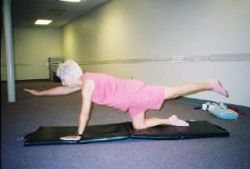 older adult exercise image