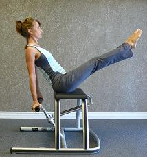 pilates chair picture