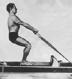 pilates reformer exercises image
