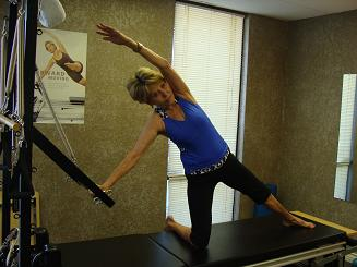 pilates exercise image