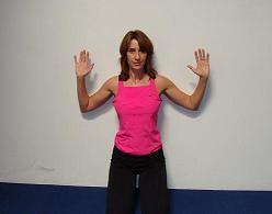 exercise for upper back imag