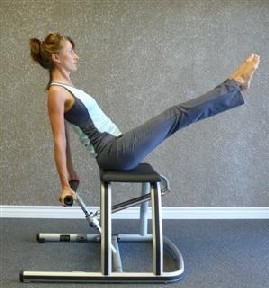 Pilates Chair equipment image