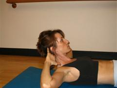neck exercise pilates image