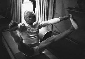 joseph pilates exercise image