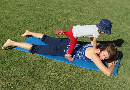 pilates for children image