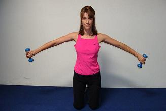 shoulder abduction exercise image