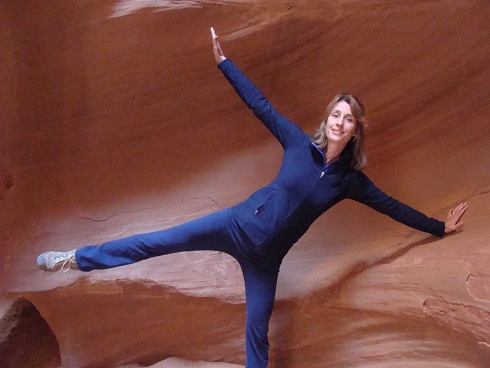 standing balance exercise image