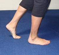 flat foot exercises image